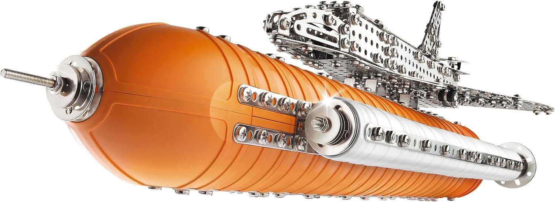 Eitech 00012  Metallbaukasten  Space Shuttle Deluxe Set, 1400teilig