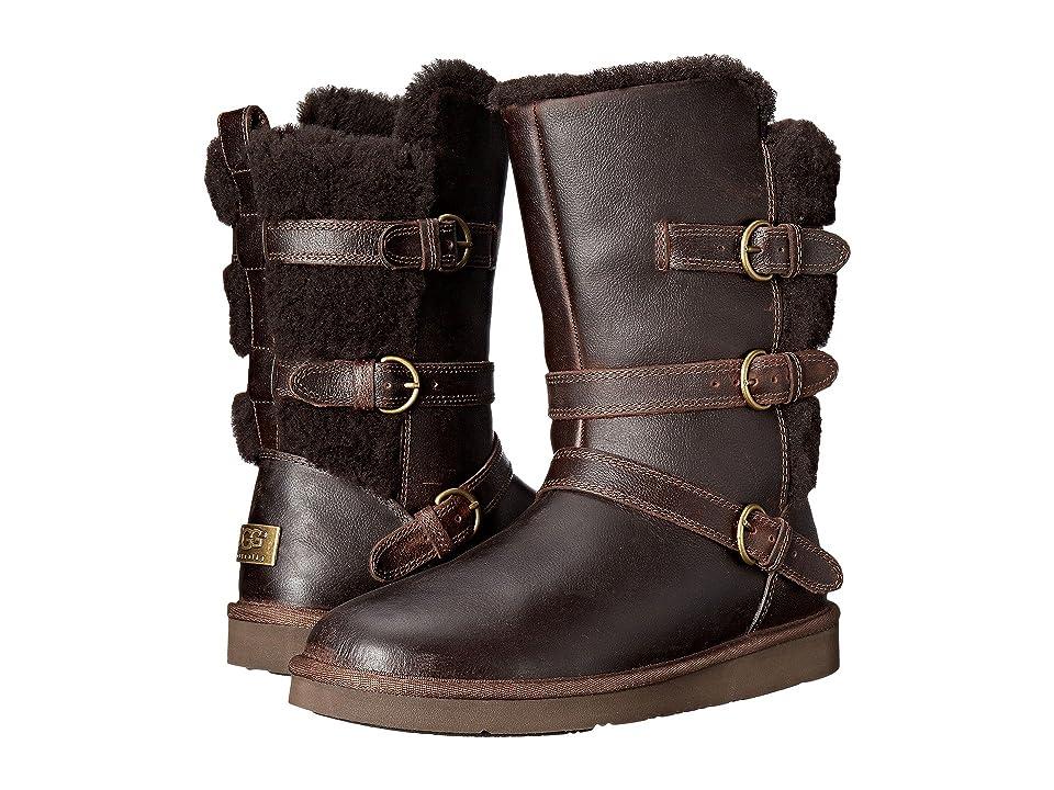 UGG Becket (Chocolate Leather) Women
