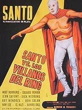 Santo vs. Los Villanos del Ring (aka Santo El Enmascarado de Plata vs. los Villanos Del Ring)
