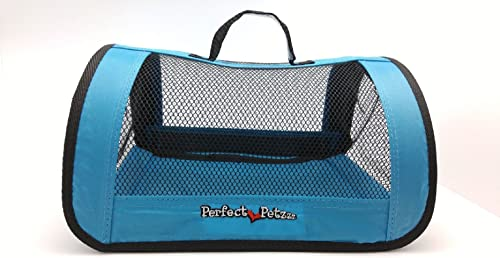 Perfect Petzzz Blau Tote For Plush Breathing Pets by Perfect Petzzz