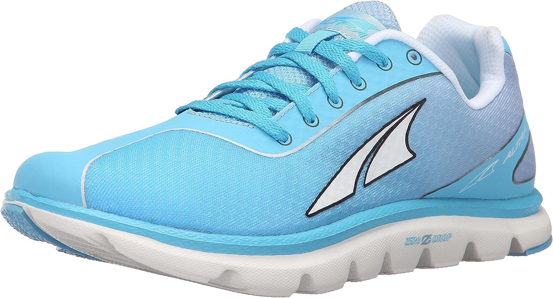 Altra Women's One 2.5 Running shoes, Light bluee, 7 M US