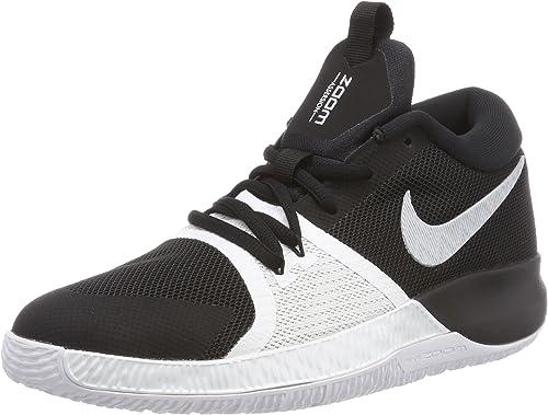 Nike Zoom Assersion (Gs), Chaussures de Basketball Garçon