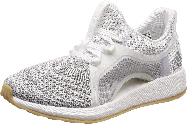 Adidas Woherrar Pureurch X X X Clima, Footwear vit  silver Metallic  grå Two  grossistpris