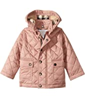 Burberry Kids - Jamie Quilted Jacket (Infant/Toddler)