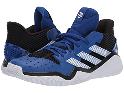 adidas Harden Stepback (Core Black/Team Royal Blue/Footwear White) Men