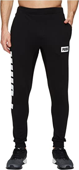PUMA - Rebel French Terry Sweatpants