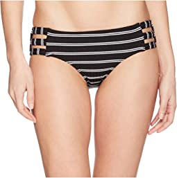 Seafolly - Inka Stripe Multi Strap Hipster Bottom