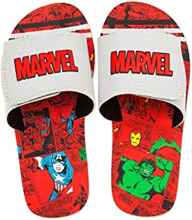 Shop Disney Marvel Super Heros Avengers Sandals for Kids