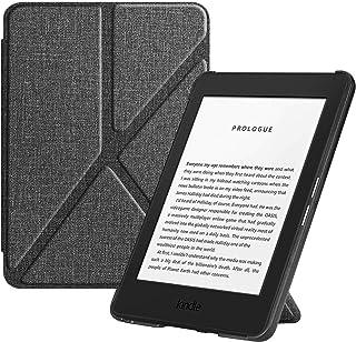 Fintie for Amazon Kindle 第10世代 ケース 2019 Newモデル スタンド 軽量 薄型 オートスリープ機能付き 電子書籍リーダー 保護カバー(グレー)