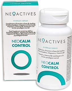 NeoCalm Control   Con 5-HTP. azafrán. magnesio y vitamina B6   Funcionamiento normal