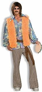 Men's 60's Groovy Singer Costume