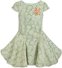 Disney Tiana Fancy Dress for Girls Green