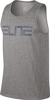 Elite Athletic Cut Men's Basketball Tank Top Size M