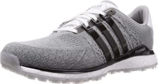 adidas Golf Mens Tour 360 XT-SL Golf Shoes - White/Black/Grey - UK 7