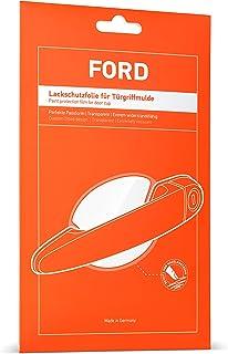 Luxshield Auto Türgriff Schutzfolie Griffmulde für   Kuga 3 (III) I 2019 2020   Kratzschutz, Lackschutzfolie   Transparent glänzend