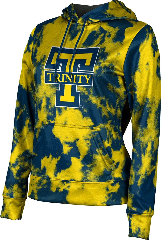 ProSphere Trinity College Girls' Pullover Hoodie, School Spirit Sweatshirt (Grunge)