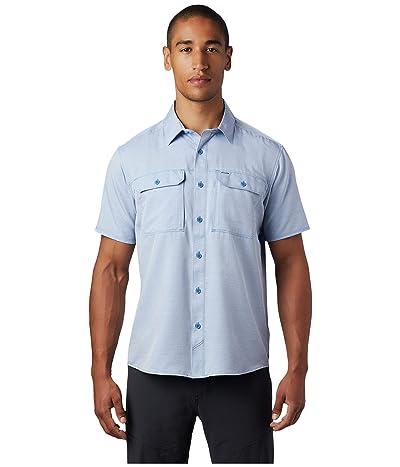 Mountain Hardwear Canyontm S/S Shirt (Deep Lake) Men