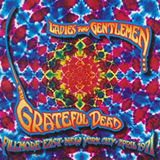 Cold Rain and Snow (Live at Fillmore East, New York City, April 1971)