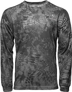 Kryptek Stalker Long Sleeve Camo Hunting Shirt (Stalker...