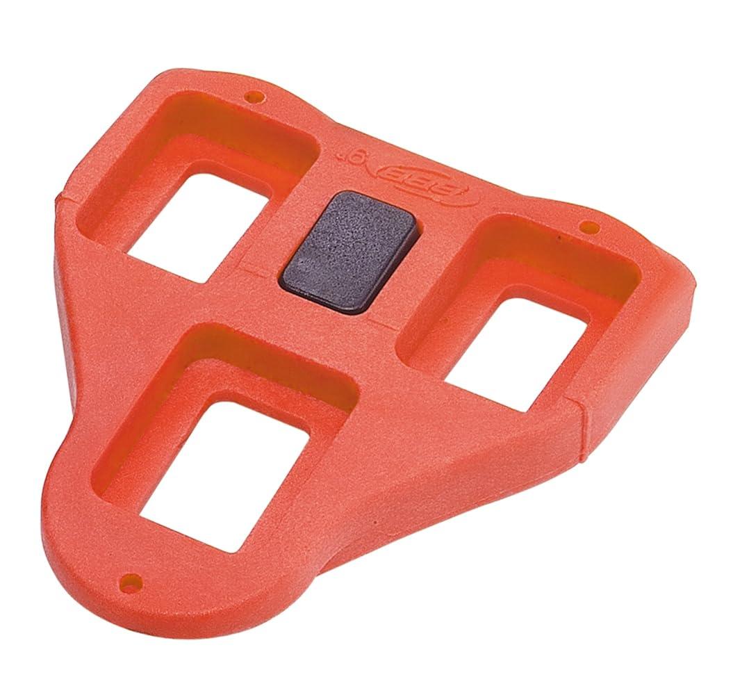 そうフィールド参照するBBB ペダルパーツ ロードクリップクリート レッド BPD-02A 570382