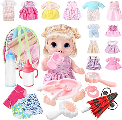 """Doll Tights Clothes For 18/""""  Kids Doll Clothes Accessories Baby Toy Gift 2021"""