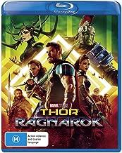 Thor Ragnarok | Chris Hemsworth | NON-USA Format | Region B Australia