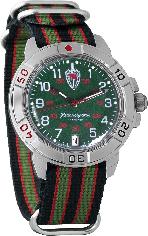 Brand Cheap Free shipping / New Sale Venue Vostok Komandirskie Mechanical Hand-Winding Watch #43 Mens Wrist