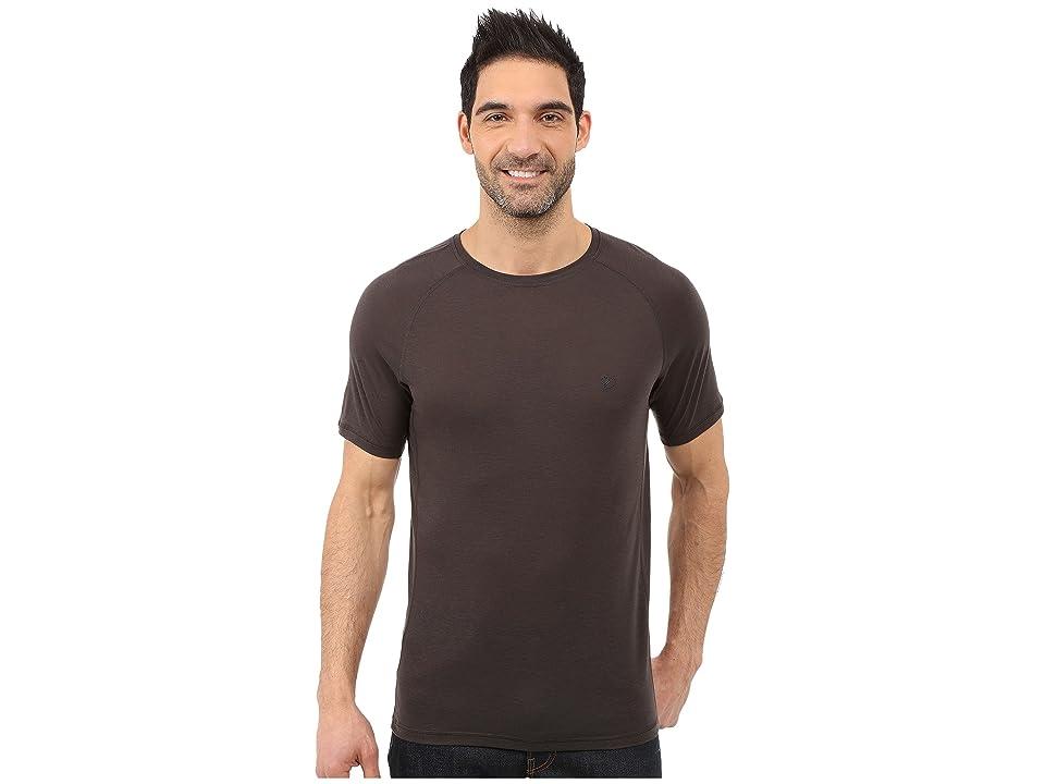 Fjallraven Abisko Trail T-Shirt (Dark Grey) Men