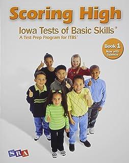 Scoring High: Iowa Tests of Basic Skills, Book 1
