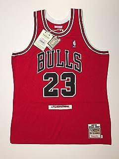 best sneakers 91558 73a45 Amazon.com: Michael Jordan - Jerseys / Clothing: Sports ...