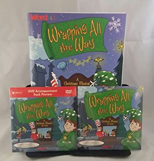 Wrapping all the way. A christmas musical for kids.