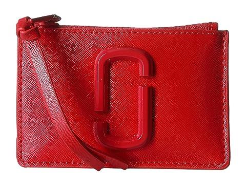 Marc Jacobs Snapshot DTM Top Zip Multi Wallet