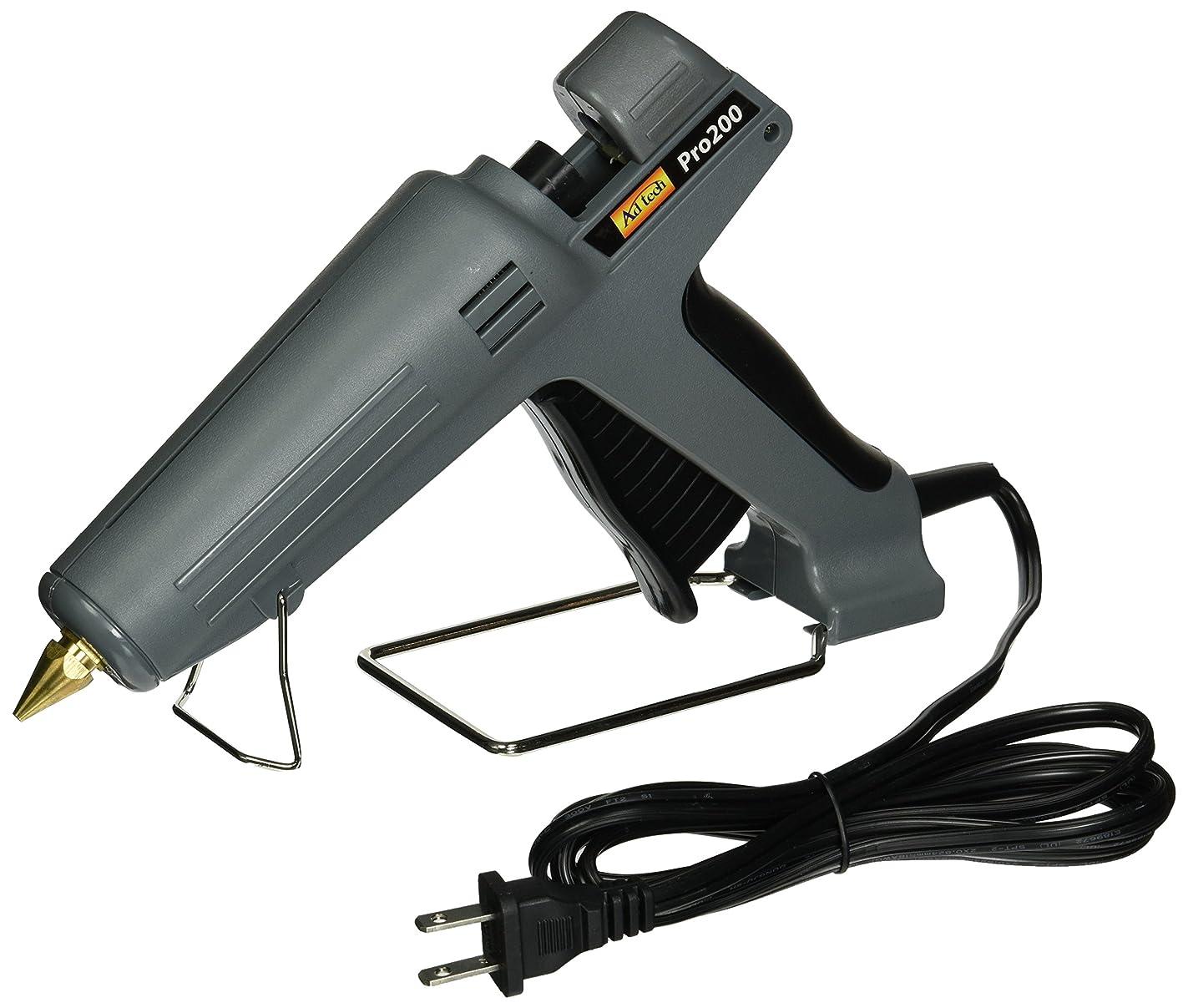 AdTech 0189 Pro 200 Industrial Glue Gun, Full Size Heavy Duty, 200 watts