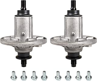 8TEN Spindle Set for John Deere GY21098 GY20867 GY20962 GY20454 42 Inch 48 Inch Mower Decks on LA100 D130 D155 Tractors