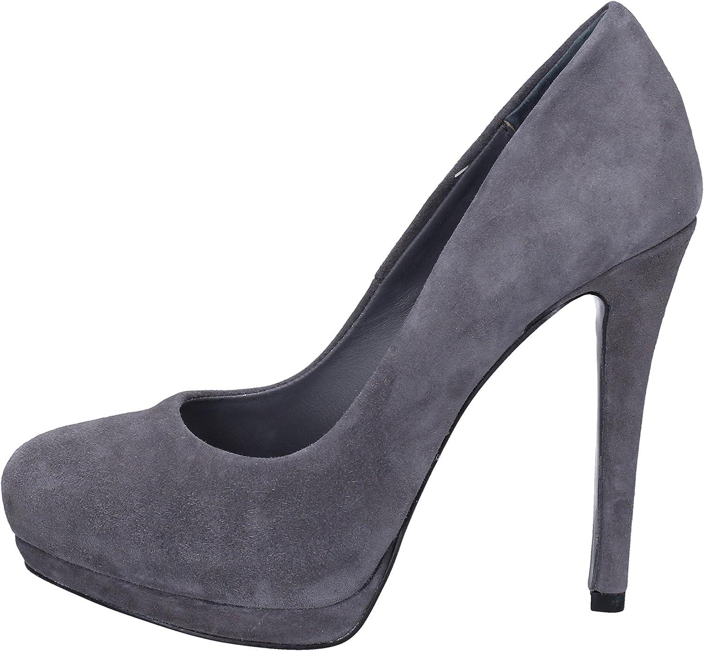 MANA DESIGN Pumps-shoes Womens Suede Grey