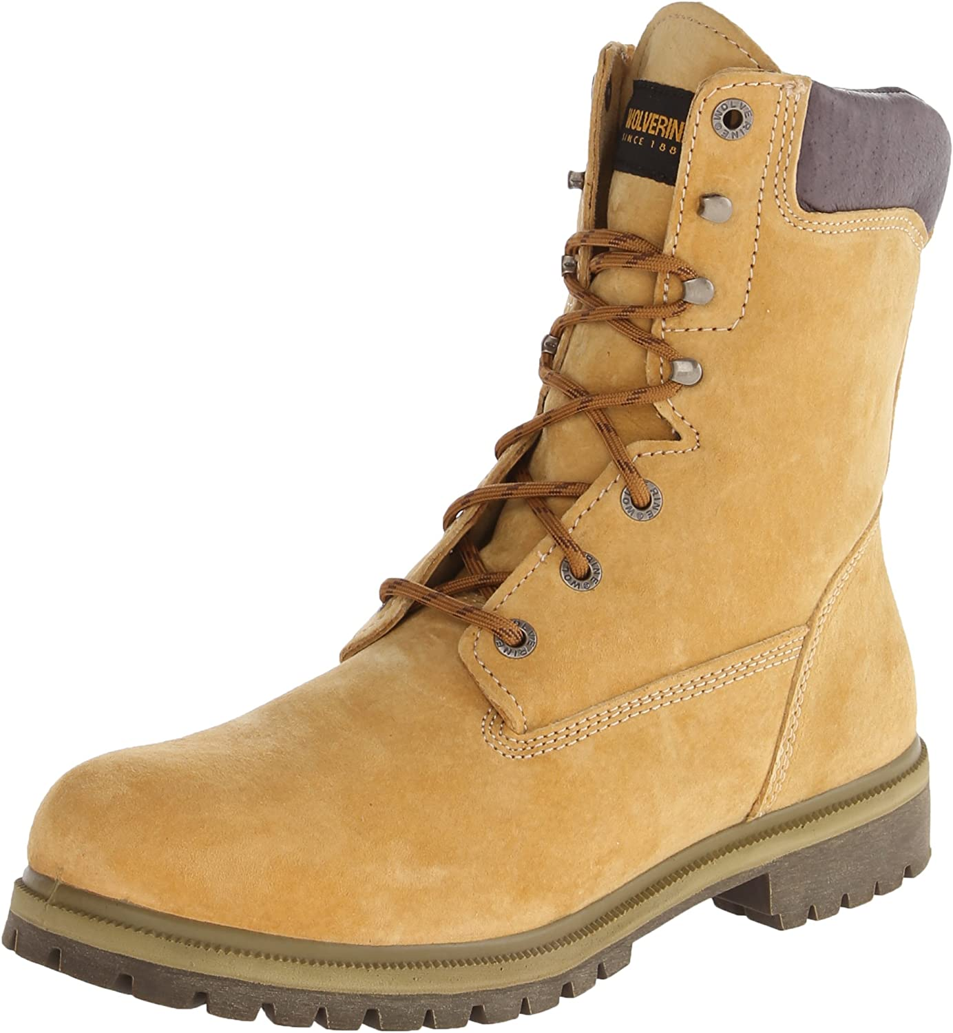 Wolverine Men's Waterproof New product Max 85% OFF Insulated Work 8