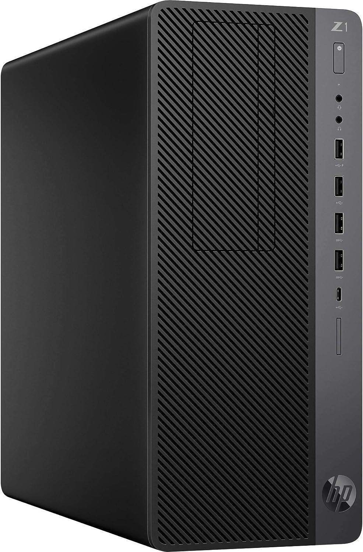 HP Z1 Entry Tower G5 Workstation Desktop Black (Intel i5-9500 6-Core, 32GB  RAM, 256GB PCIe SSD + 1TB HDD (3.5), Intel UHD 630, 2xUSB 3.1, 3 Display  Port (DP), Optical Drive, Win 10 Pro) with USB Hub: Computers & Accessories  - Amazon.com