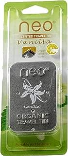 Neo Scented Travel Tin Vanilla Scent