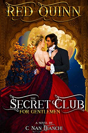 Red Quinn: The Secret Club for Gentlemen: A regency historical romance in London, with a Duke (English Edition)