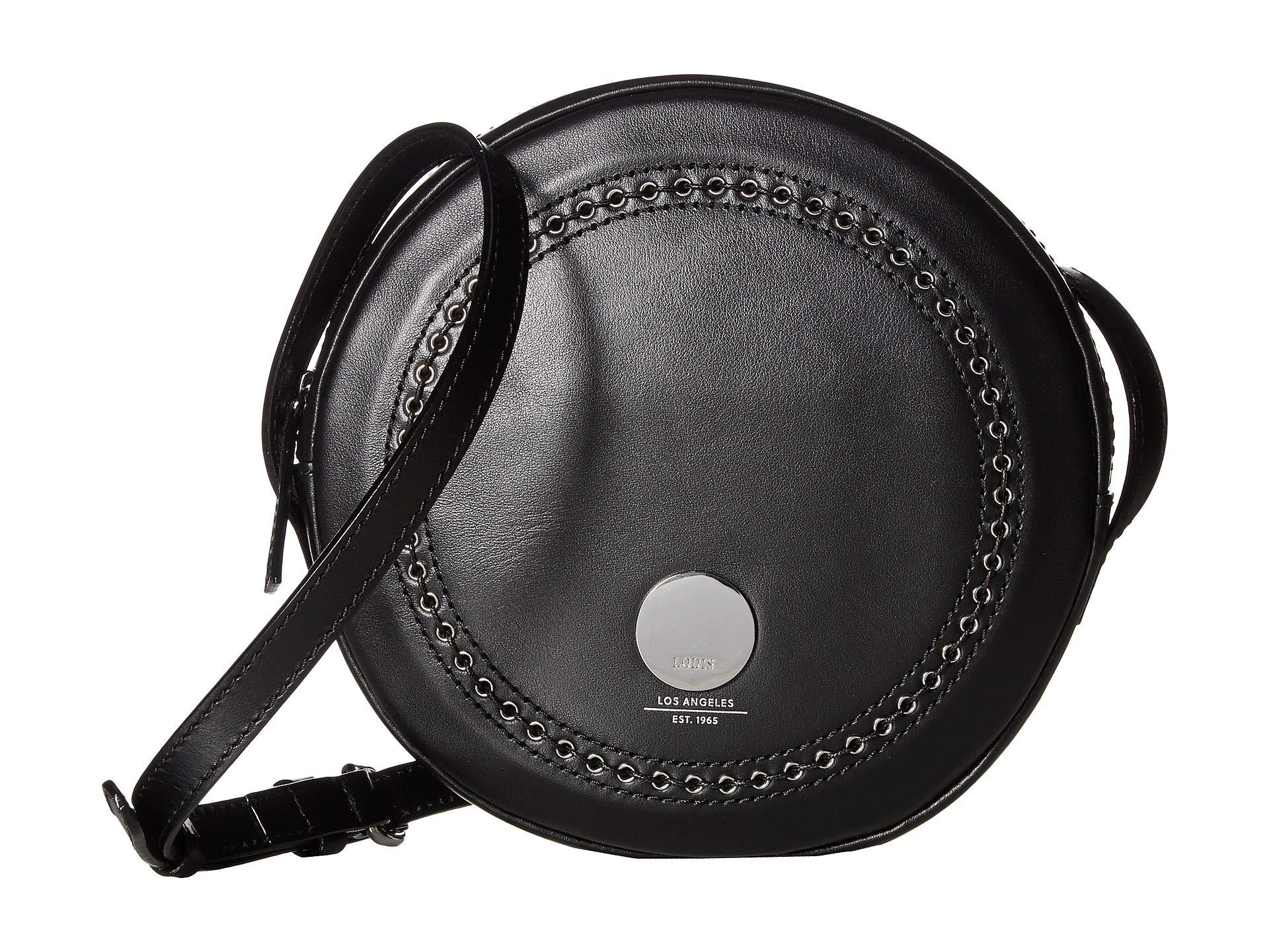 Lodis Black Accessories Juna Crossbody Saratoga Circle nB1xZ4