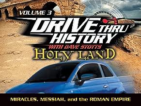 Drive Thru History: Holy Land Vol. 3