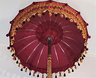 Bali Umbrella, PARASOLS, Wedding Umbrella, Asian Umbrella, Patio Umbrella, Pool Umbrella, Custom Umbrella, Outdoor Umbrella, Balinese