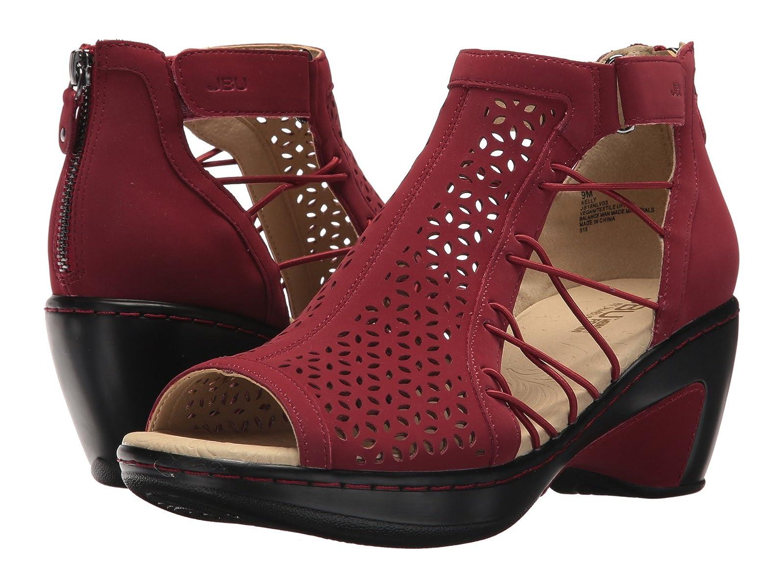 JBU NellyAtmospheric grades have affordable shoes
