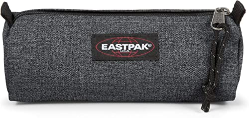 Eastpak Benchmark Single Trousse, 20,5 cm, Gris (Black Denim)