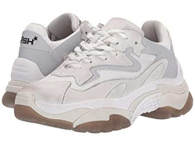 ASH Addict (White/Silver) Women
