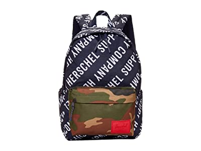 Herschel Supply Co. Classic X-Large (Roll Call Peacoat/Woodland Camo) Backpack Bags
