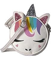 Glitter Rainbow Unicorn Crossbody