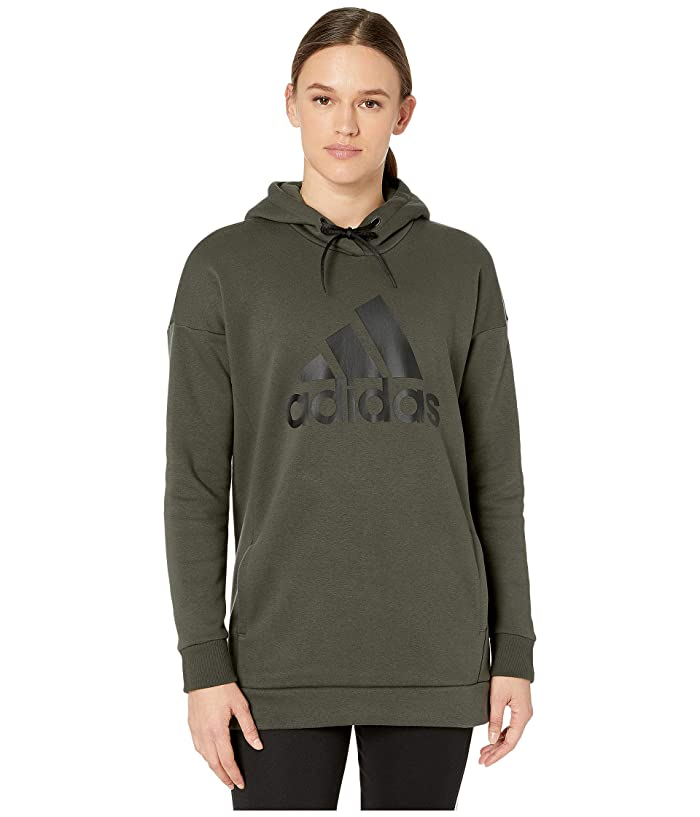 adidas Must Have Badge of Sport Hoodie |