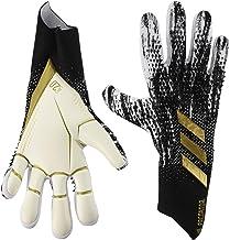 adidas Pred Pro Goalkeeper handschoenen, uniseks, volwassenen, 46, meerkleurig (rojact/zwart/rojsol)