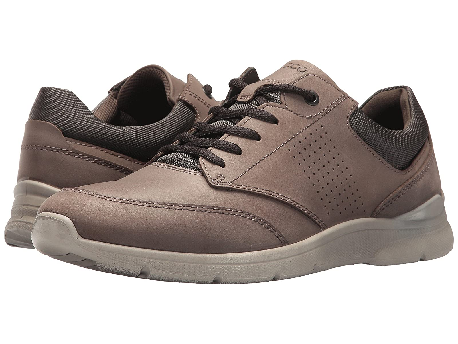 ECCO Irving Casual TieAtmospheric grades have affordable shoes